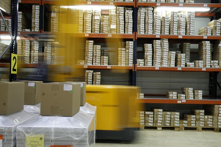 logistica e commerce