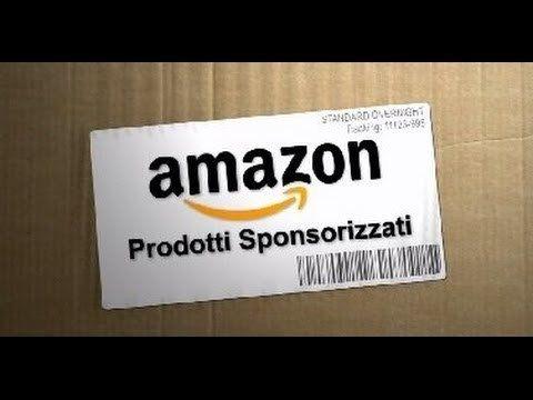 Sponsorizzato su Amazon